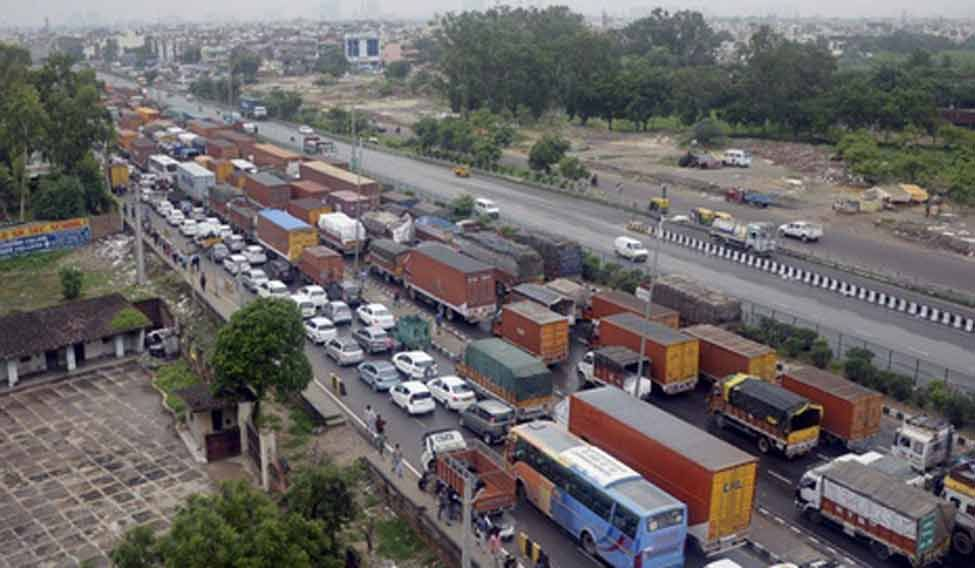 Traffic-violation-jam