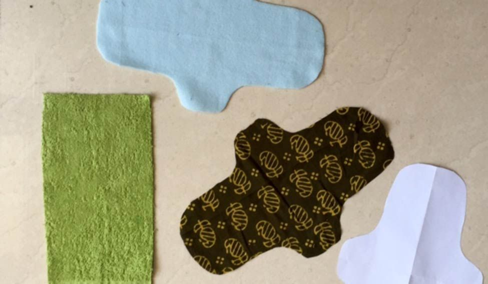 Andhra schoolgirl makes cheap, eco-friendly sanitary pads out of cloths