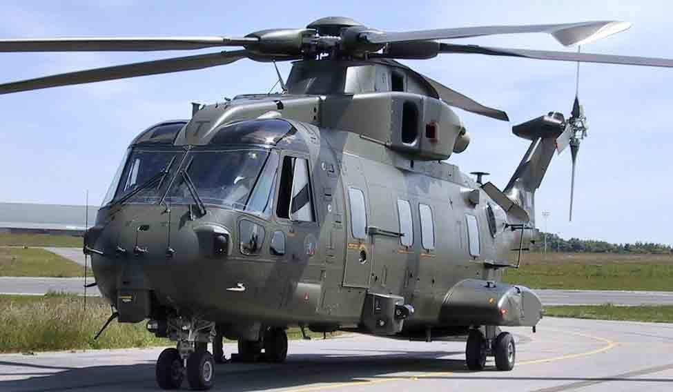 AugustaWestland-Helicopter