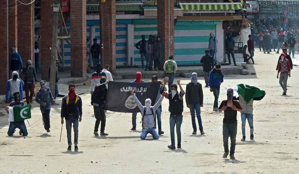 Srinagar-Unrest
