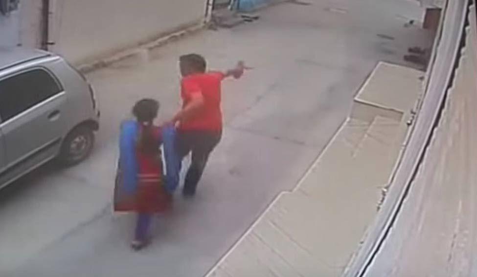 punjab-woman-dragged