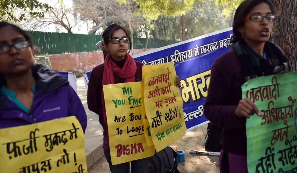 JNU-Delhi-Protest