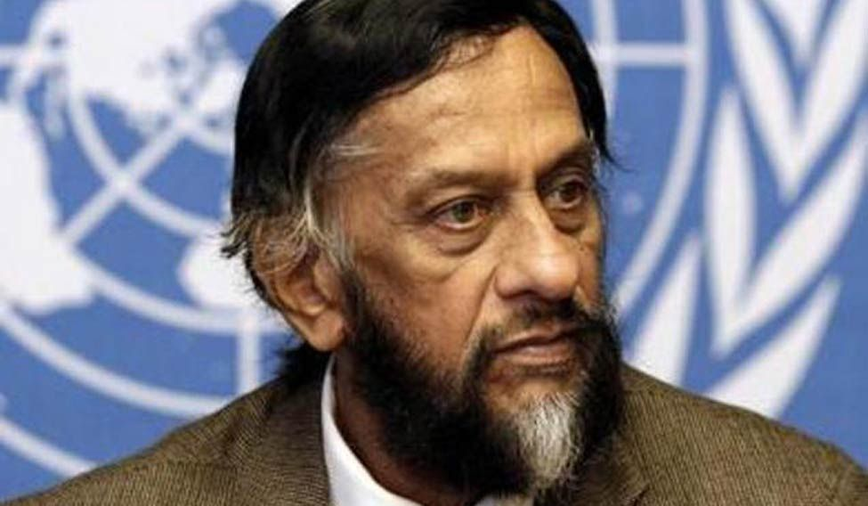 Pachauri-promoted