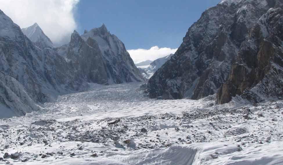 Siachi-Glacier