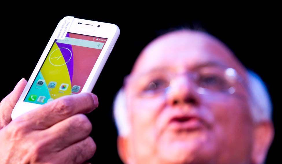 India Cheap Smartphone