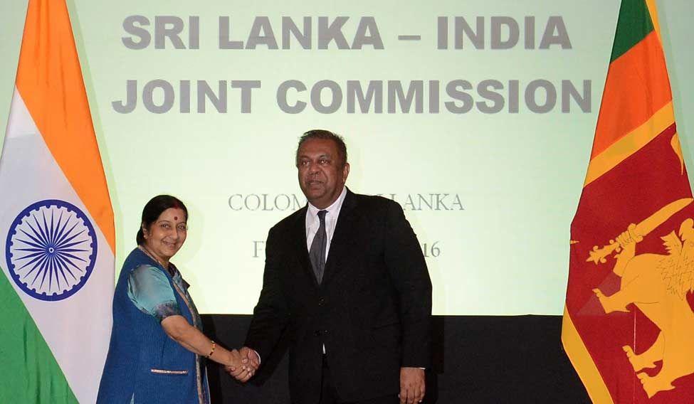 SRI LANKA-INDIA-DIPLOMACY