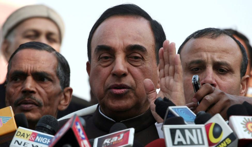 subramanian-swamy-reuters