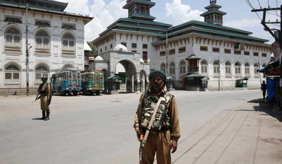 Curfew-Srinagar