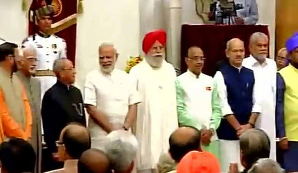 Pranab-modi-cabinet
