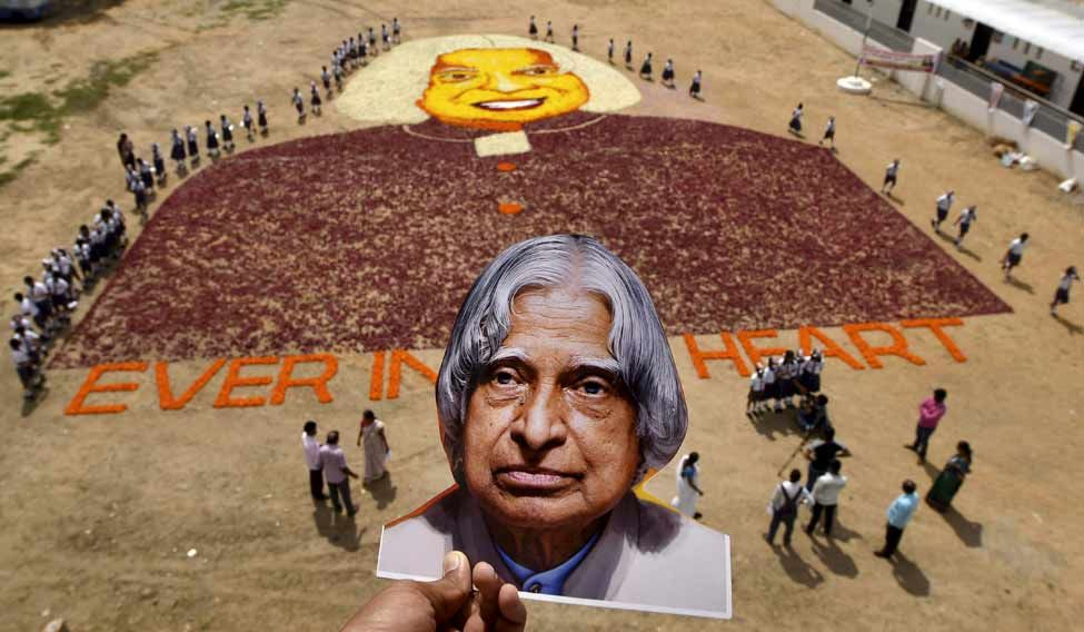 Foundation stone for Abdul Kalam's memorial to be laid today