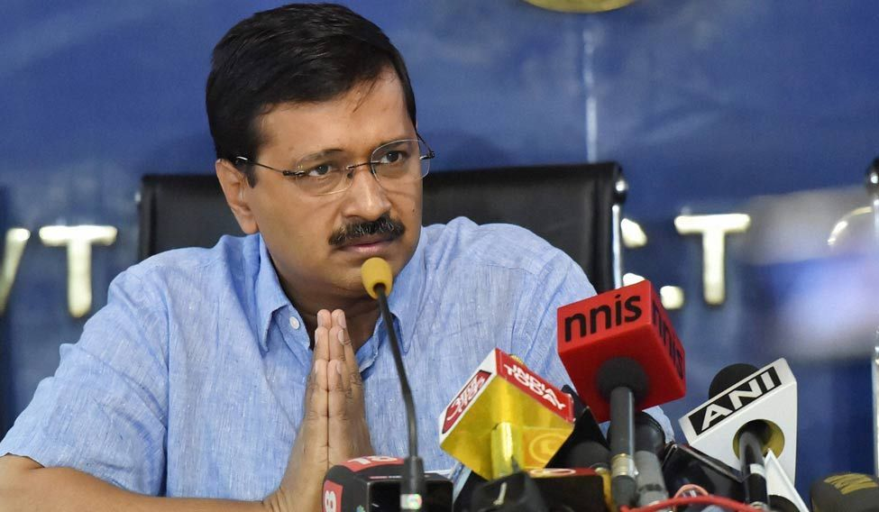 BJP and Congress said Kejriwal had lost the moral rights to stay on his post | PTI
