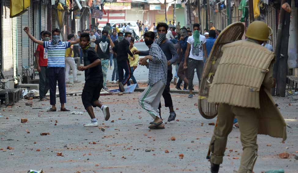 Kashmir: Why are young people protesting?