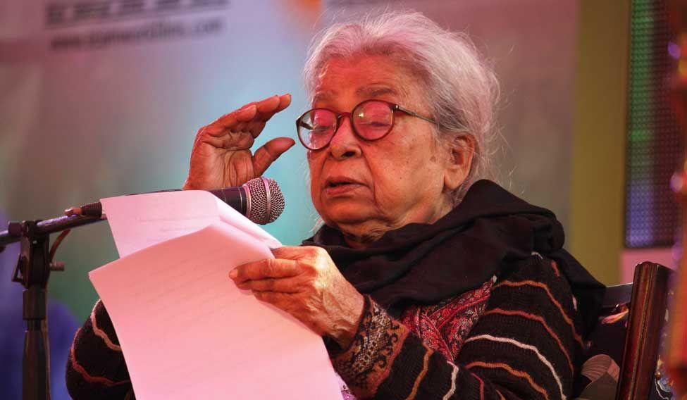 India Obit Devi