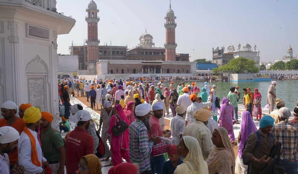INDIA-UNREST-RELIGION-SIKH-ANNIVERSARY