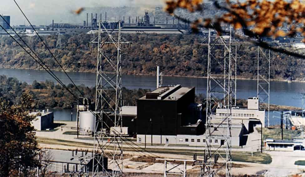 Atomic-power-station