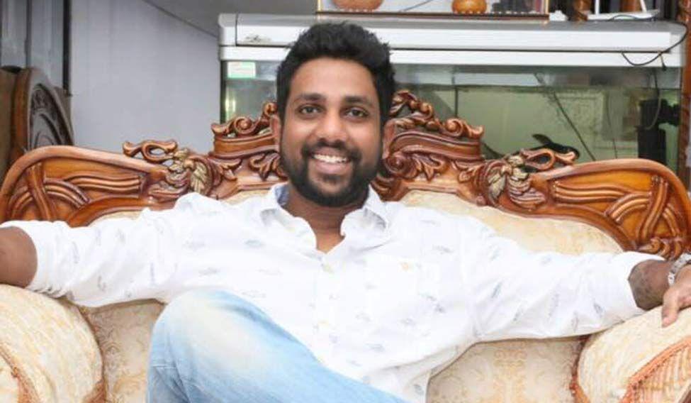 Andhra Minister's son arrested