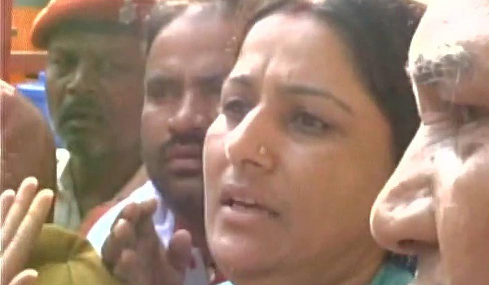 Manorama Devi, a Janata Dal-United legislato