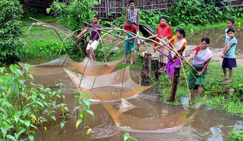Assam-rains