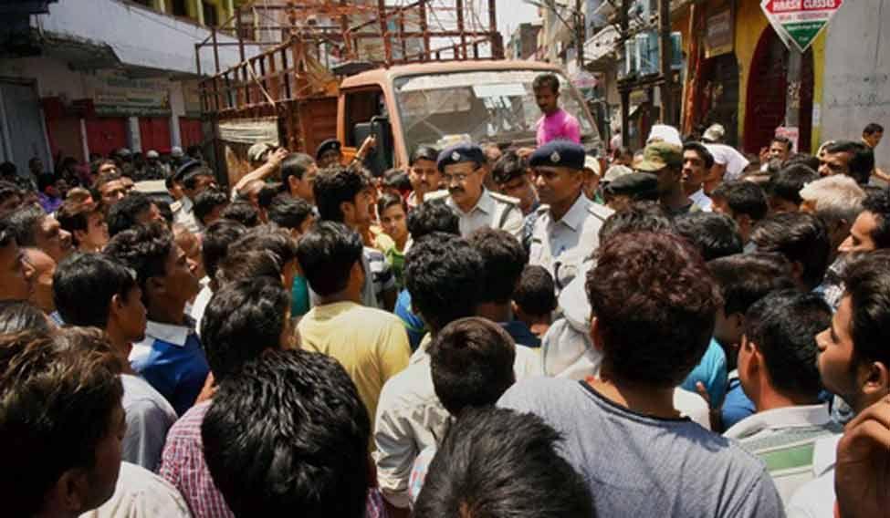 Bihar-Protest-Murder