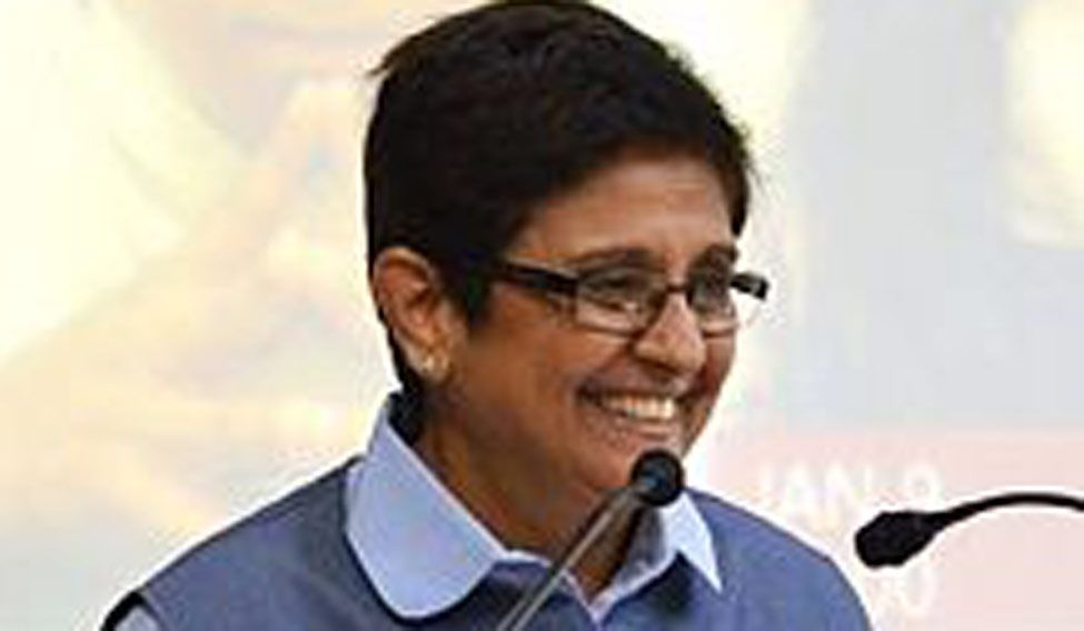 kiran bedi Kiran bedi has managed to commit quite a few blunder in the short time she has been with the bjp officially.