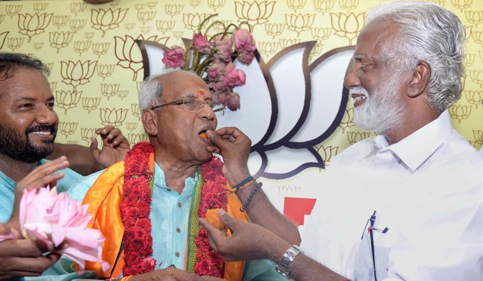 Interview: BJP is emerging as powerful party in Kerala, says Kummanam Rajasekharan