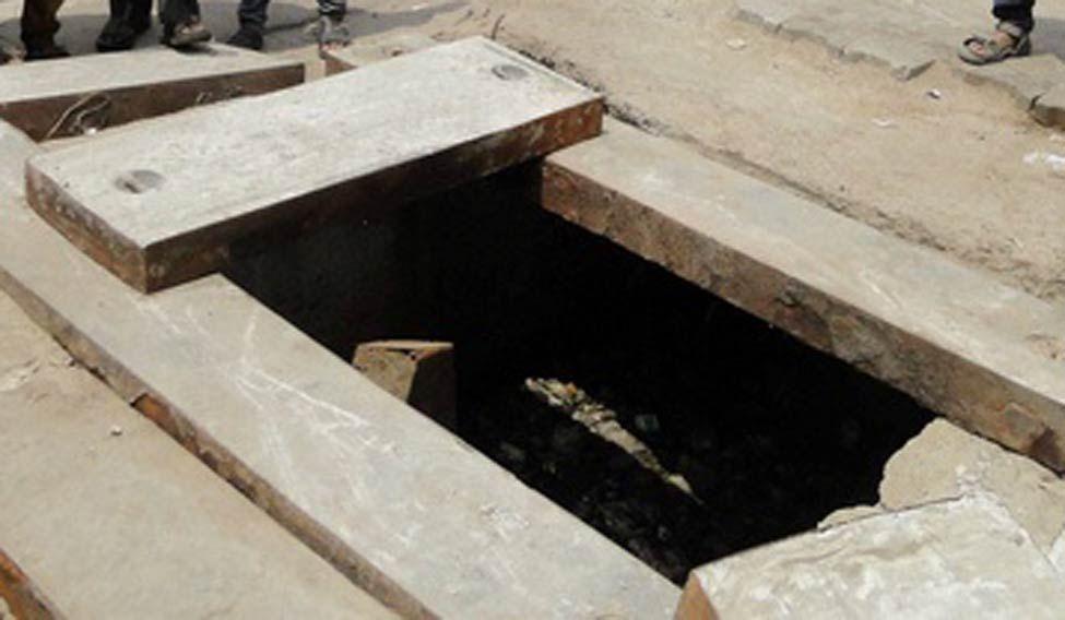 Jamnagar MP Poonamben injured after falling into drain