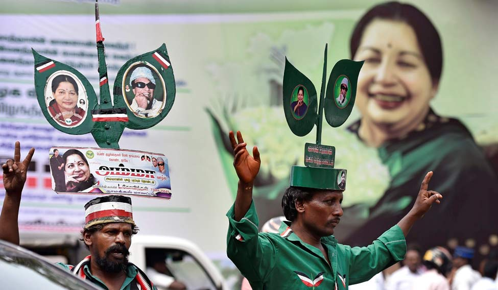 Jaya announces her new team, swearing-in on May 23