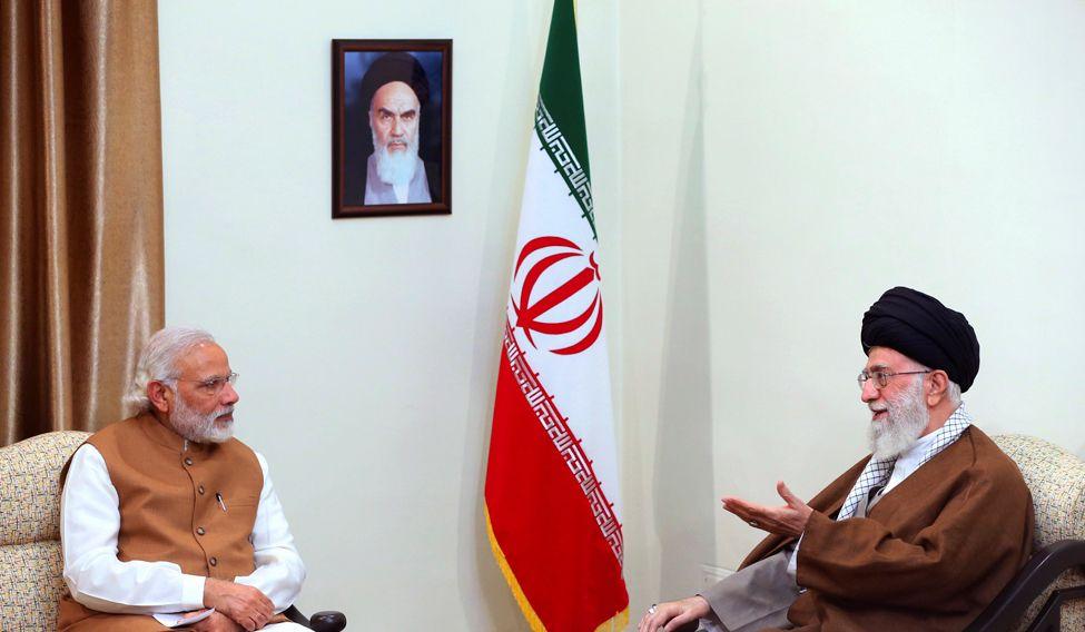 Mideast Iran India