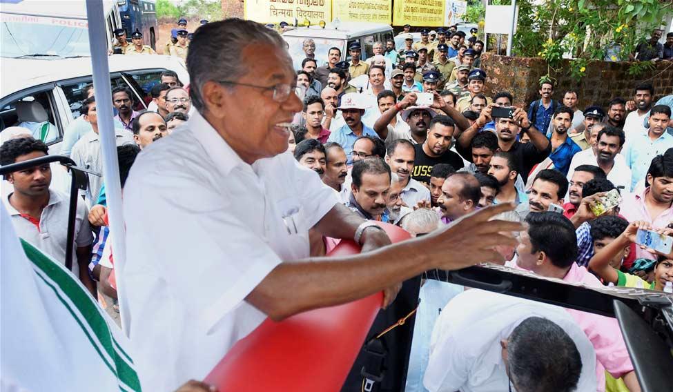 Achutanandan sidelined, Vijayan to become Kerala CM