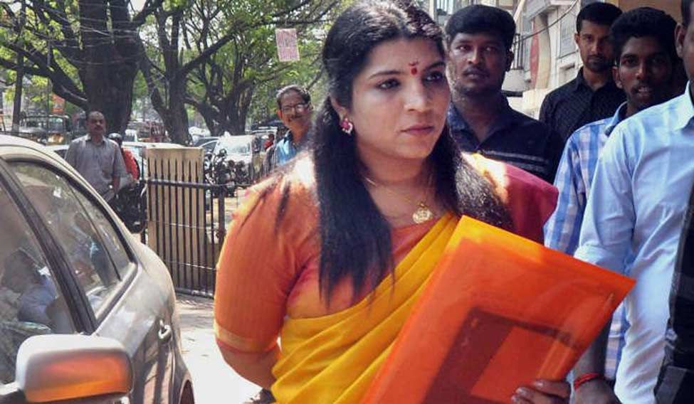 MLA calls Saritha Nair a 'prostitute' in Kerala Assembly