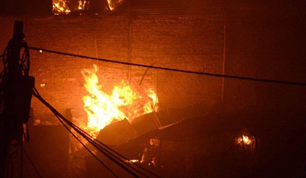 Fire-Delhi