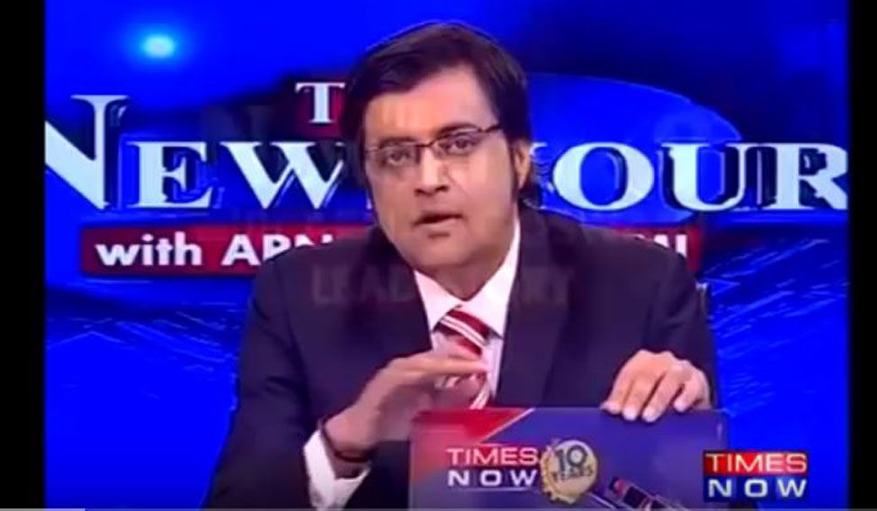 Senior journalist Arnab Goswami quits Times Now