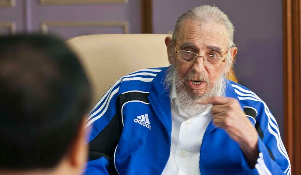 Obit Cuba Fidel Castro