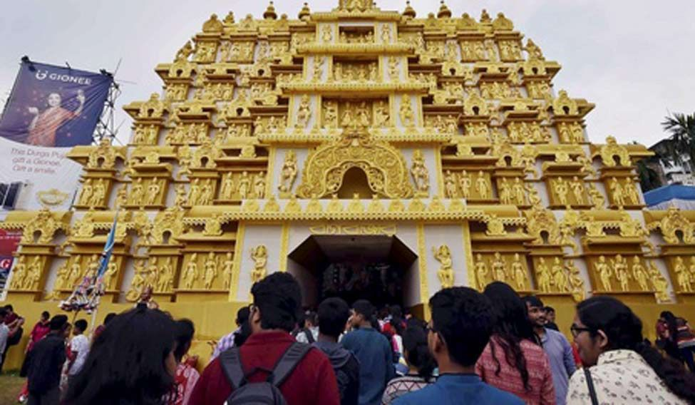 West Bengal gears up for Durga Puja extravaganza