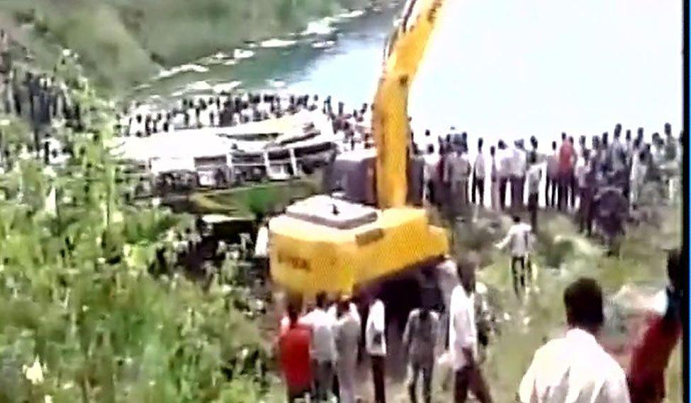 Ratlam bus mishap claims 17 lives
