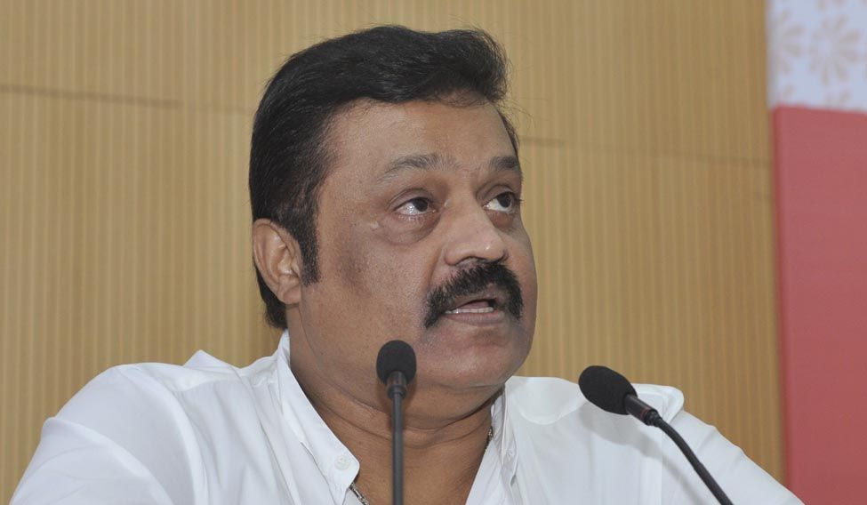 Stop even the 'thought' of violence in Kerala, says BJP ...: http://www.theweek.in/content/archival/news/india/stop-even-talk-violence-kerala-says-bjp-leader-suresh-gopi.html