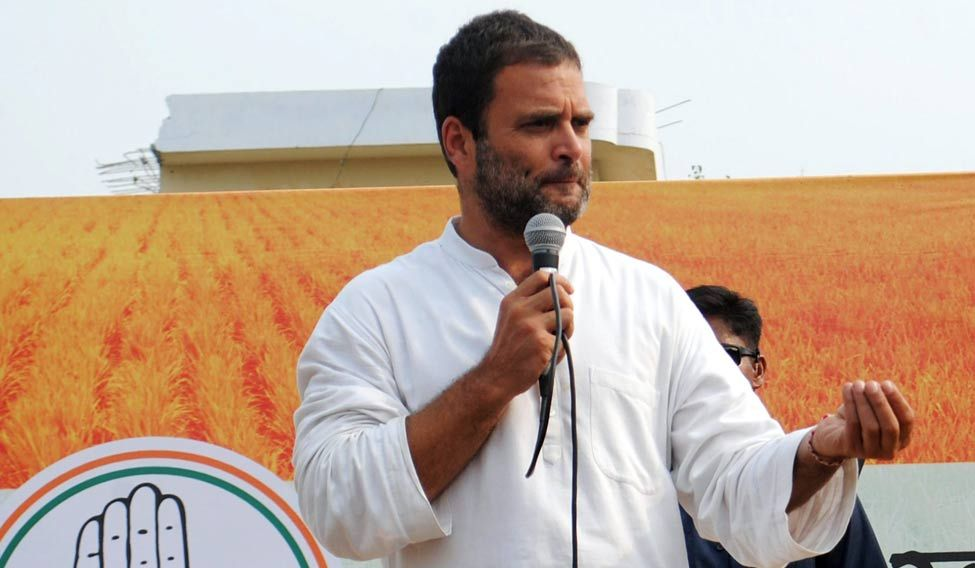 Rahul's Kisan Yatra to end with a mega rally in Delhi
