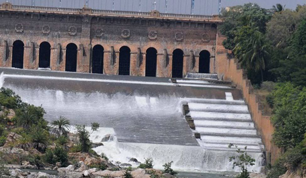 Cauvery water dispute; SC reduces Tamil Nadu's share