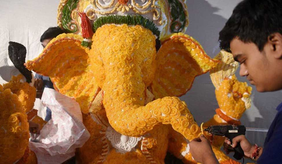 Ganesha-Jalebis