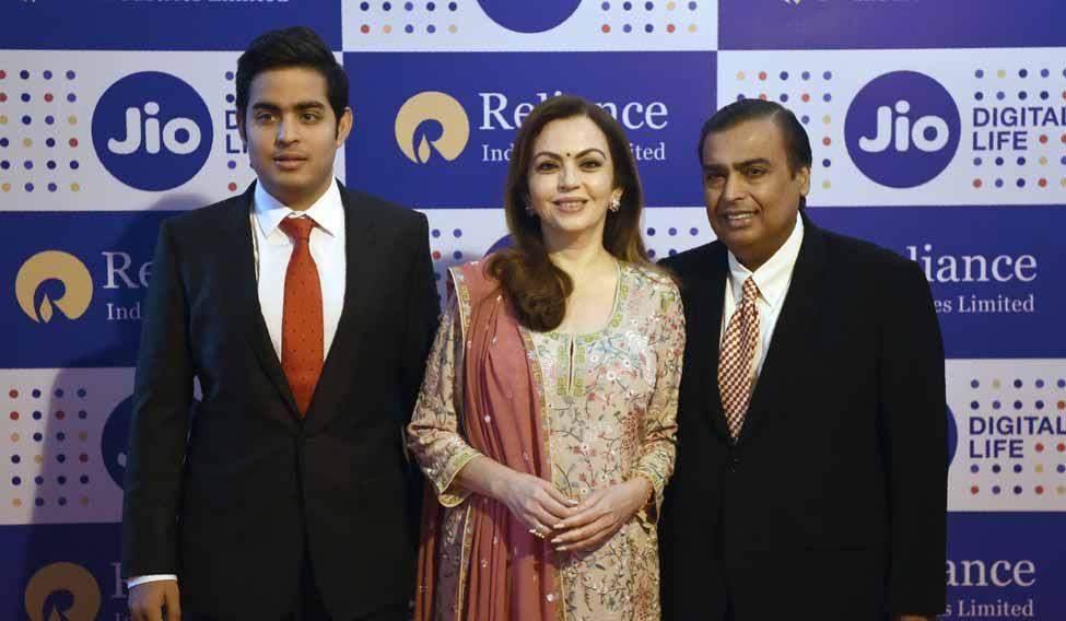 Jio users will never pay for domestic voice calls: Mukesh Ambani