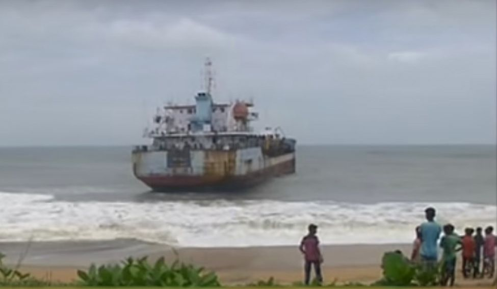 Growing discontentment among fishermen off Kollam coast, haunted by 'ghost' ship