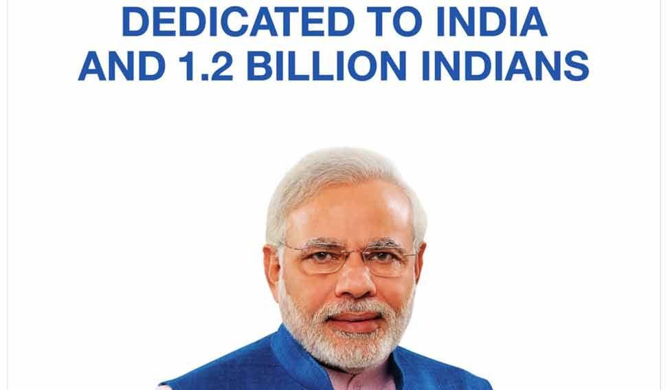 Twitter rips apart Jio ad featuring Modi