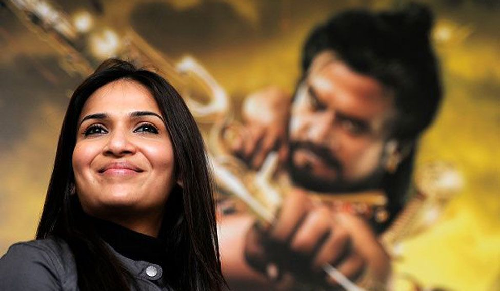 Best known for directing her father in India's first motion capture 3D Tamil film,
