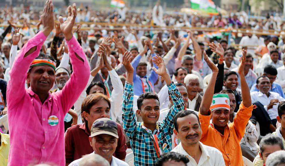Stage set for 2nd phase of Gujarat polls as campaign ends