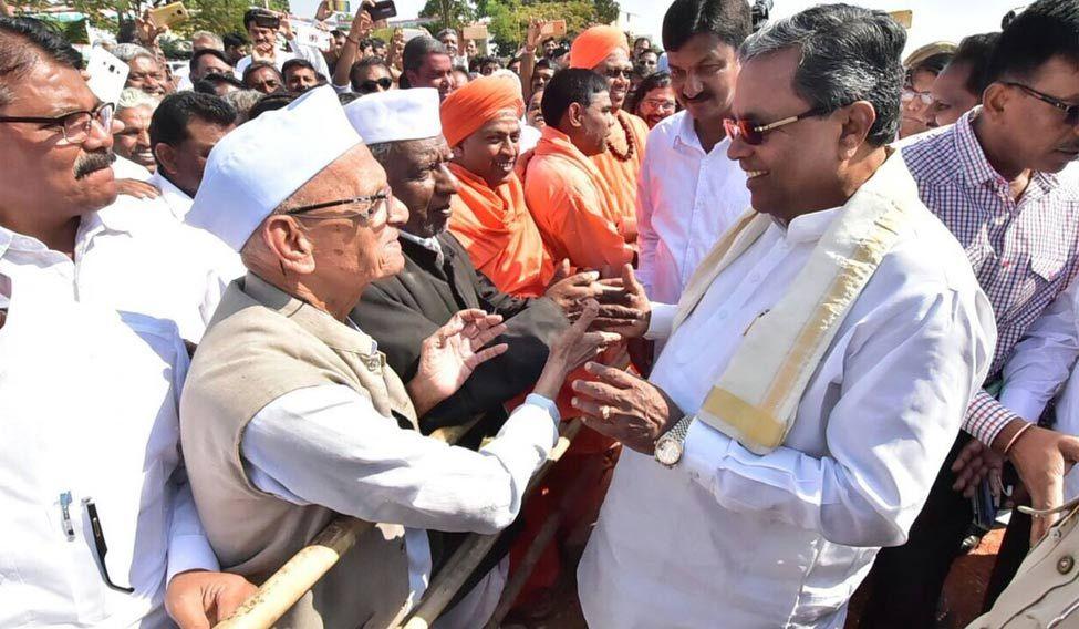 Siddaramaiah clarifies on BJP-RSS terror remark, says he meant 'Hindutva extremists'