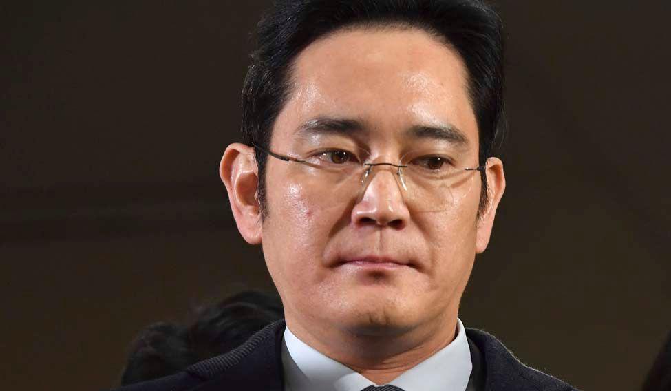 South Korea Politics Samsung