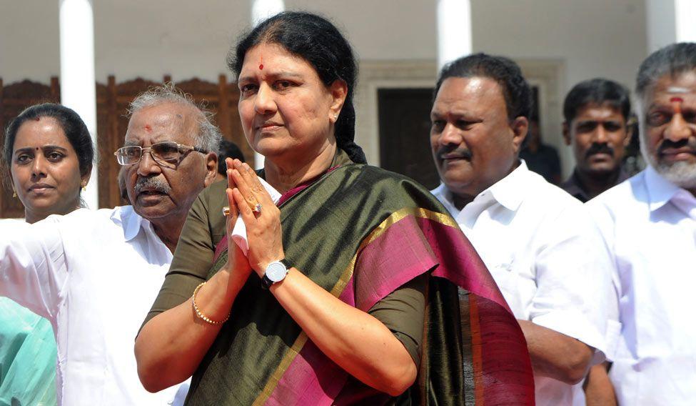 FILES-INDIA-POLITICS-SASIKALA