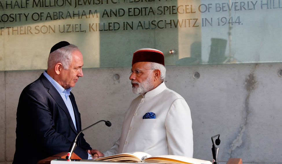 Israel PM to arrive on six-day India trip