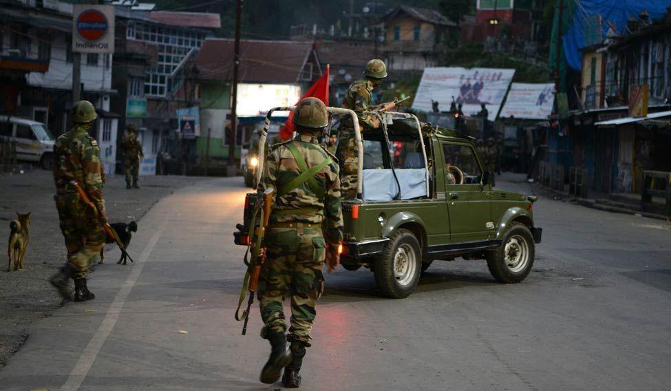 INDIA-UNREST-POLITICS-POLICE-TOURISM