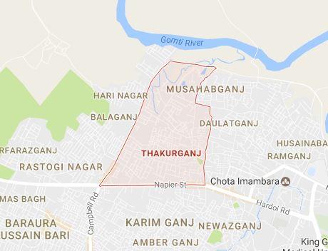 Gunfight between cops, suspected IS man in Lucknow